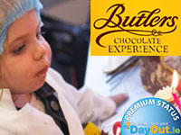 days out in dublin - butlers chocolate experience