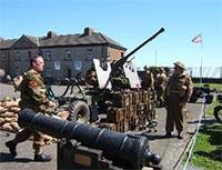 duncannon military fort