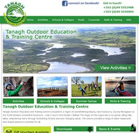 monaghan outdoor education centre