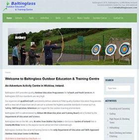 bsltinglass outdoor education centre