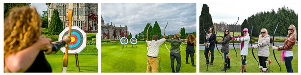 adare country pursuits archery adare manor