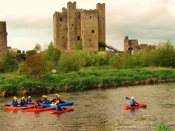 boyne valley activities kayaking