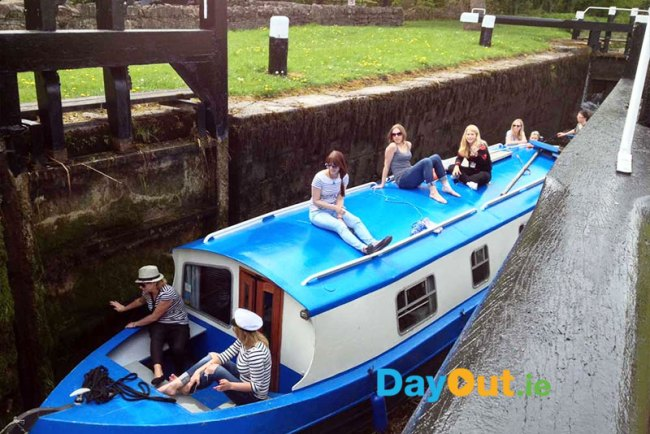 Barge Trips on Grand Canal