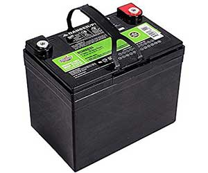 Interstate Lead Acid (AGM) Trolling Battery