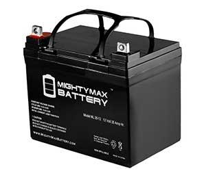 Mighty Max 12V 35AH SLA Trolling Battery