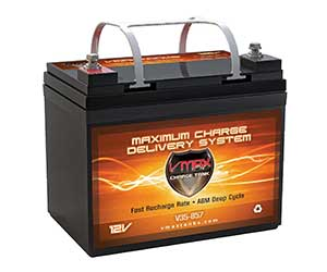 VMAXTANKS VMAX 857 Trolling Battery