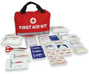 First Aid Kit for fishing Kayak