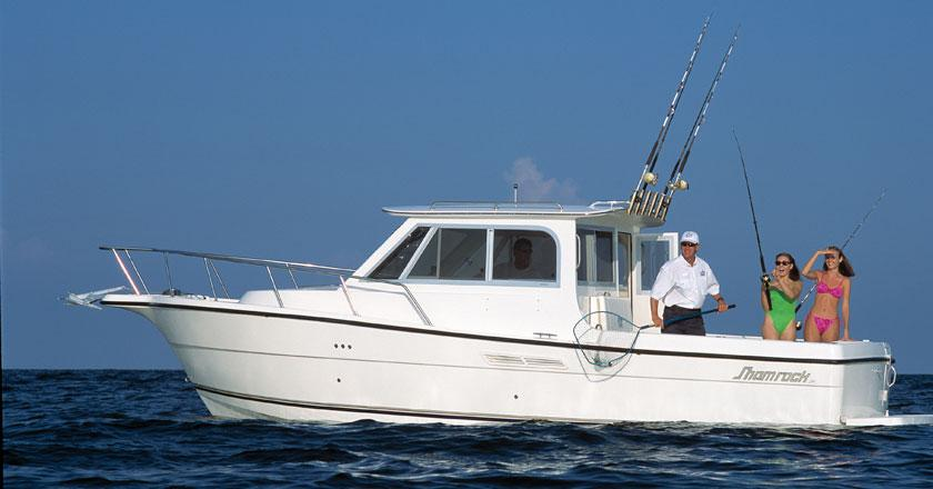 Buying a Fishing Boat Checklist