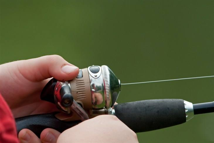 Use Of Ultralight Spinning Reel