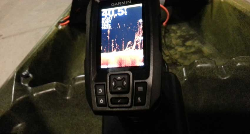 Garmin Striker 4cv Installation