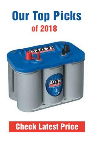 Top Trolling Battery