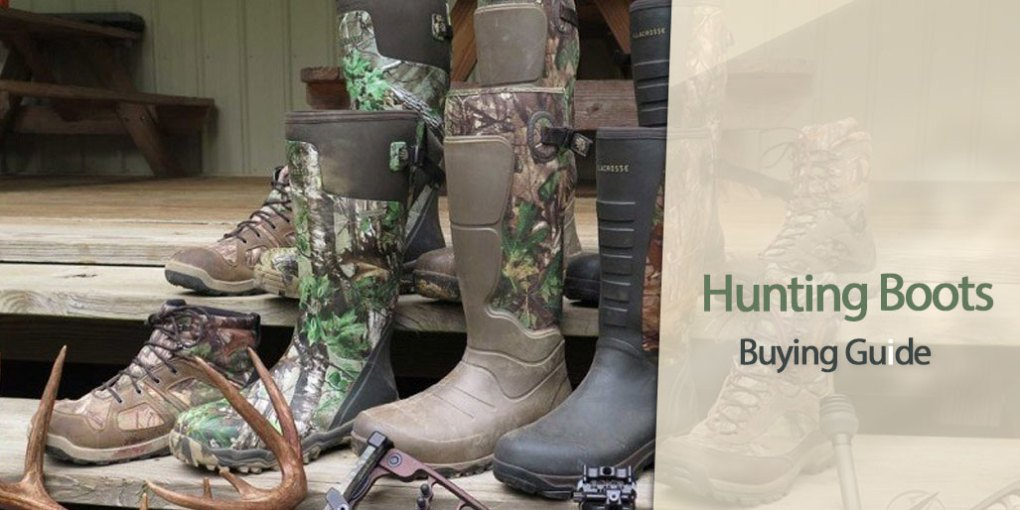 Buying Hunting Boots Guide
