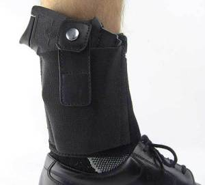 ComfortTac Ultimate Ankle Holster for Concealed Carry