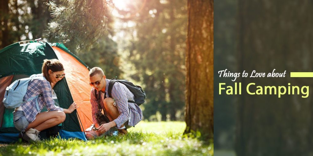 Things to Love about Fall Camping
