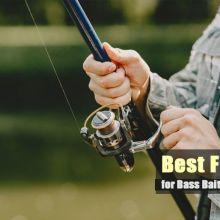 Best Fishing Line for Bass Baitcaster & Bass Spinning Reel