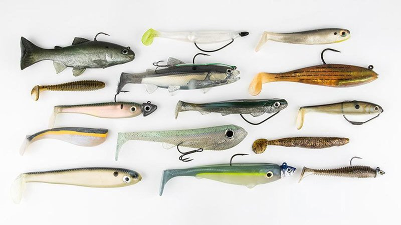 Fish Swimbaits for Bass with Hard Swimbait