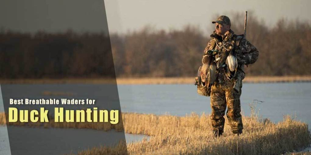 Best Breathable Chest Waders for Duck Hunting