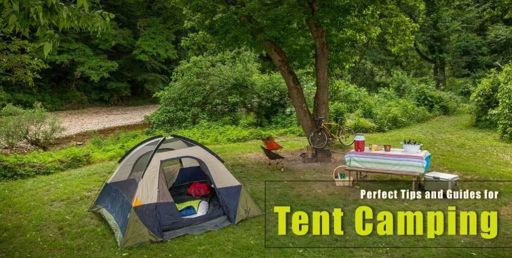 Tent Camping for Beginners 101
