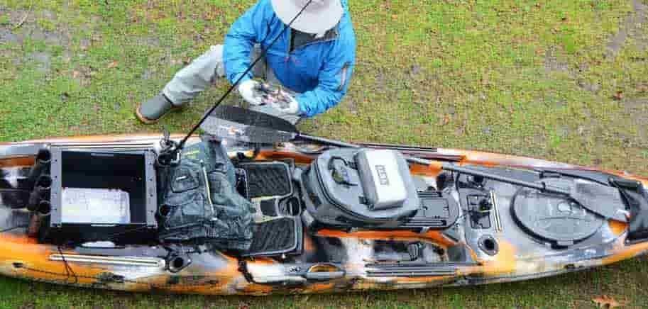 Types of Trolling Motor Batteries for Kayak