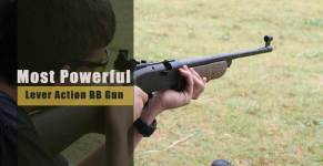 Most Powerful Lever Action BB Gun