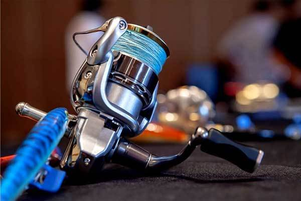 What fishing line you can use on the reel?