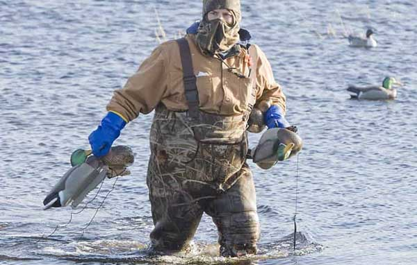 Why Breathable Duck Hunting Waders?