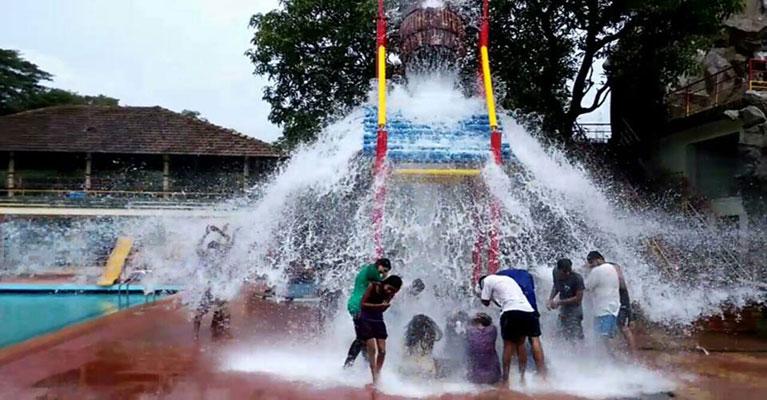 Green Hills Resort Water Park Resort In Nalasopara East