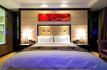 Hotel Days Inn And Suites Chengdu Dading Chengdu Online