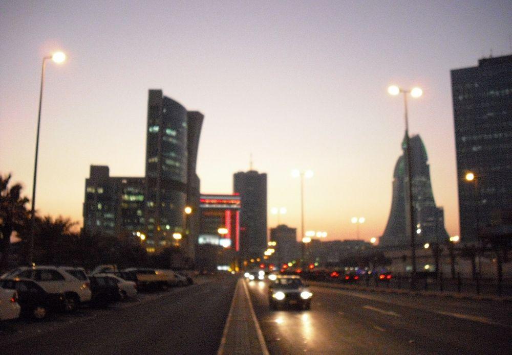 Bahrain傍晚