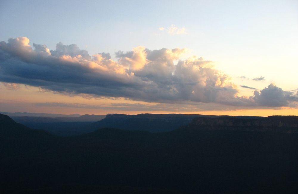 回味悉尼: 藍山的一天