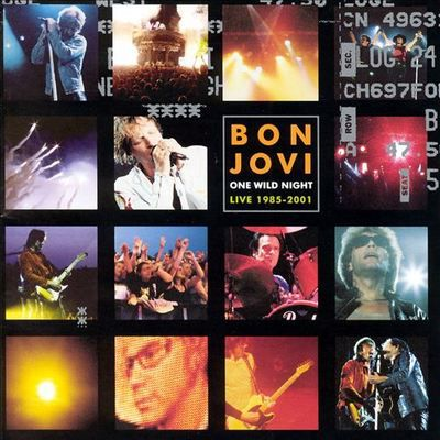 [碟評] Bon Jovi《One Wild Night Live 1985-2001》