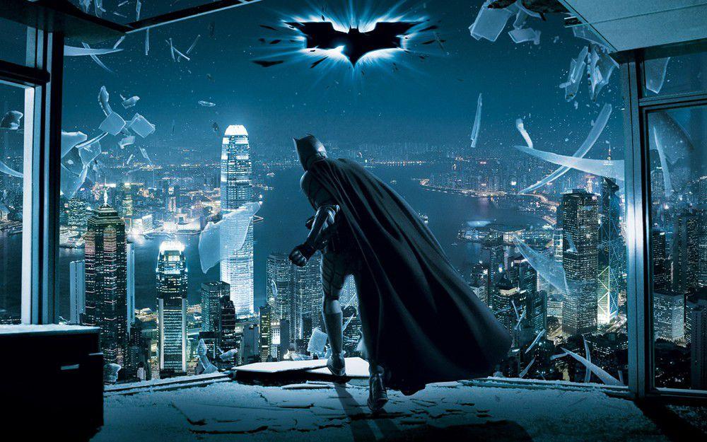The Dark Knight 蝙蝠俠: 黑夜之神