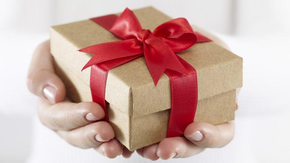 再送生日禮物