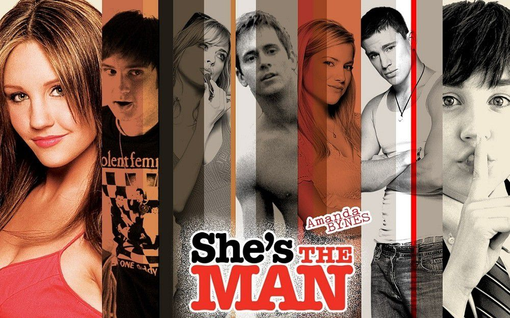 She's the Man演員