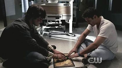 "Supernatural S2E01 ""In My Time of Dying"""