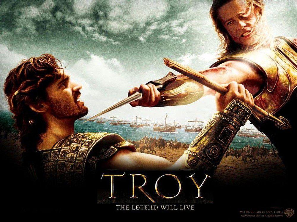 有點平淡的《Troy》