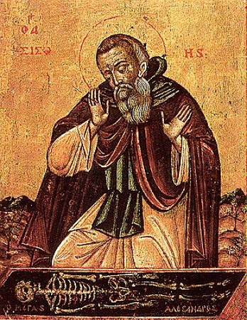 St. Sisoes the Great