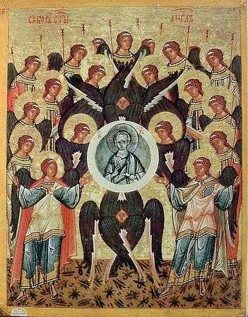 Собор архистратига Михаила и прочих небесных сил