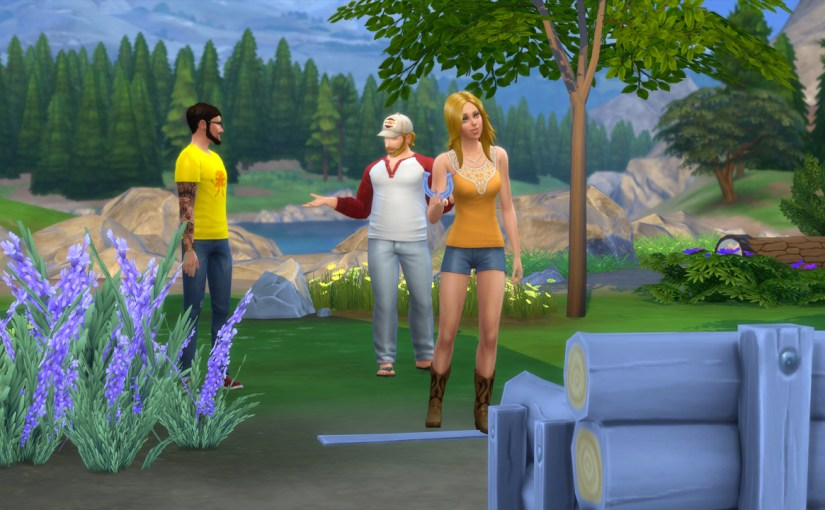 Andre DaSilva, Steve Fogel and Babs L'Amour go on vacation in Granite Falls.