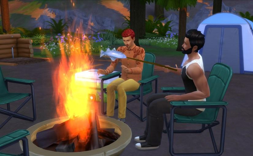 Bonding Around the Fire