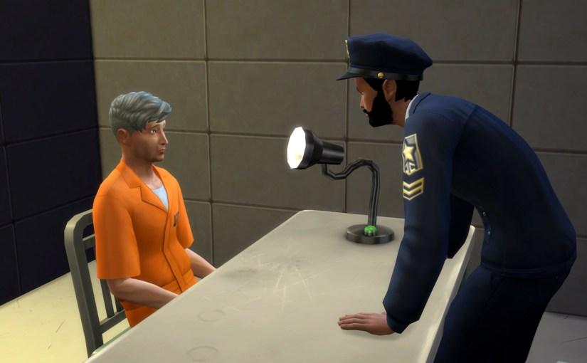 Karim interrogates Eddie Begum to get a confession.