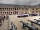 medal ceremony Paris