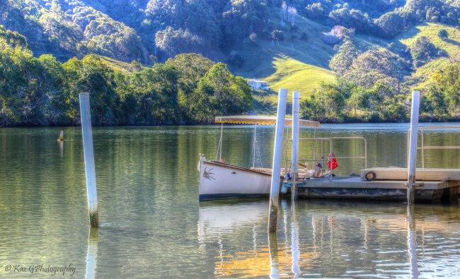 picnic boat rous river