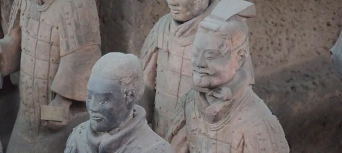 Xi'an – Terrakotta Armee & Erdnuss Nudeln