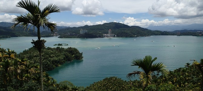 SunMoonLake – Taiwan at its best