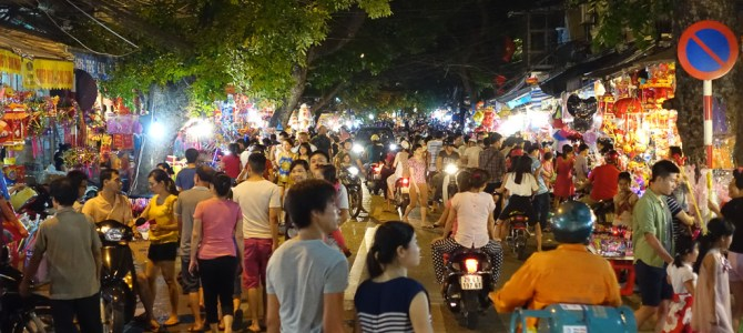 Hanoi – Mofainvasion