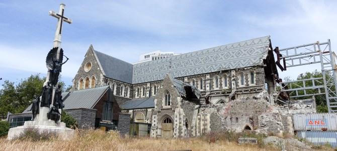 Neuseeland – Christchurch