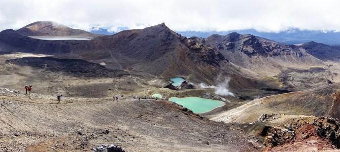 Tongariro Nationalpark –Top!