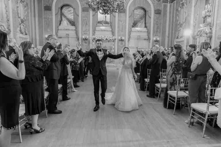 Hotel Du Pont Wedding