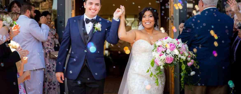 Scott and Anna's Wedding Days Away Creative